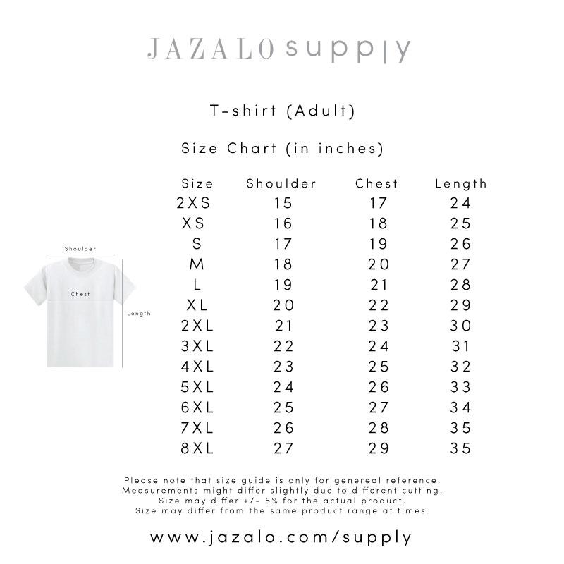 Jazalo Supply Baju Kosong